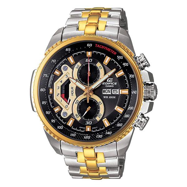 کد تخفیف                                      ساعت مچی عقربه ای مردانه کاسیو کد EF-558SG-1A