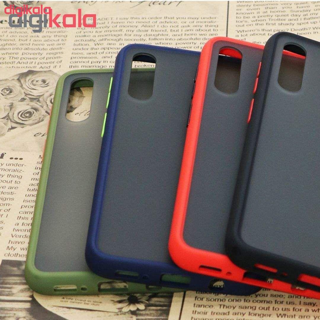 کاور کینگ پاور مدل M21 مناسب برای گوشی موبایل سامسونگ Galaxy A70/ A70S main 1 4