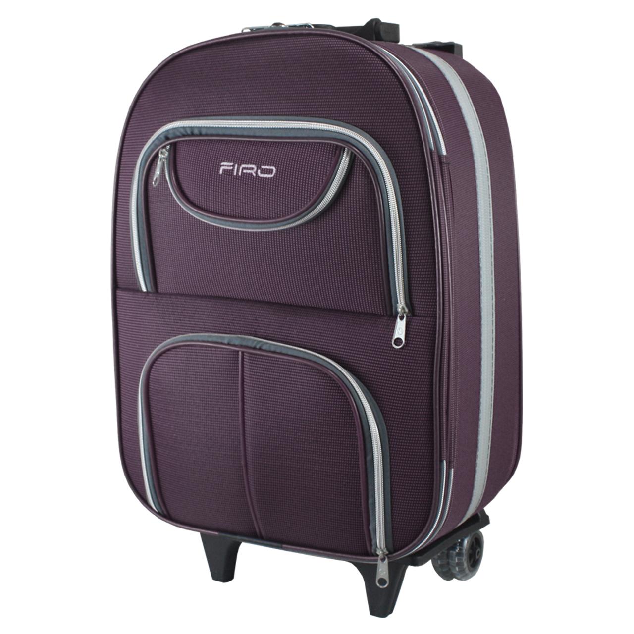 خرید                     چمدان فیرو کد SF259