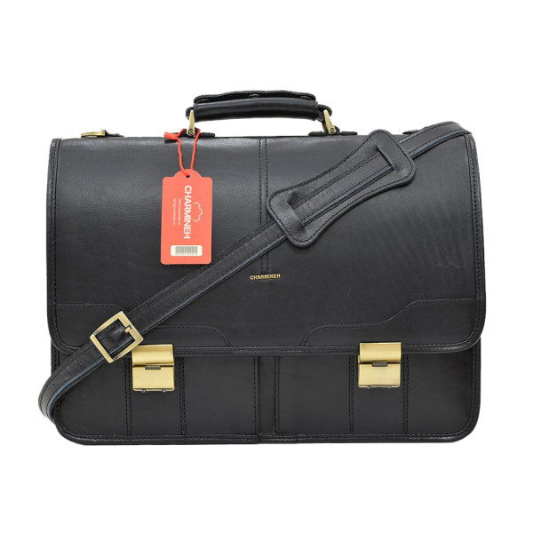 کیف اداری چرمینه مدل 707H1