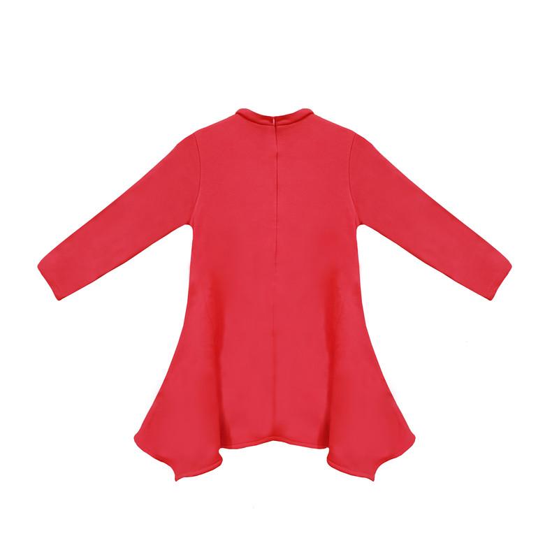 پیراهن دخترانه طرح گربه کد ۰۳