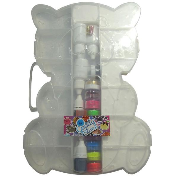 بازی آموزشی گودی اسلایم طرح خرس مدل 1400