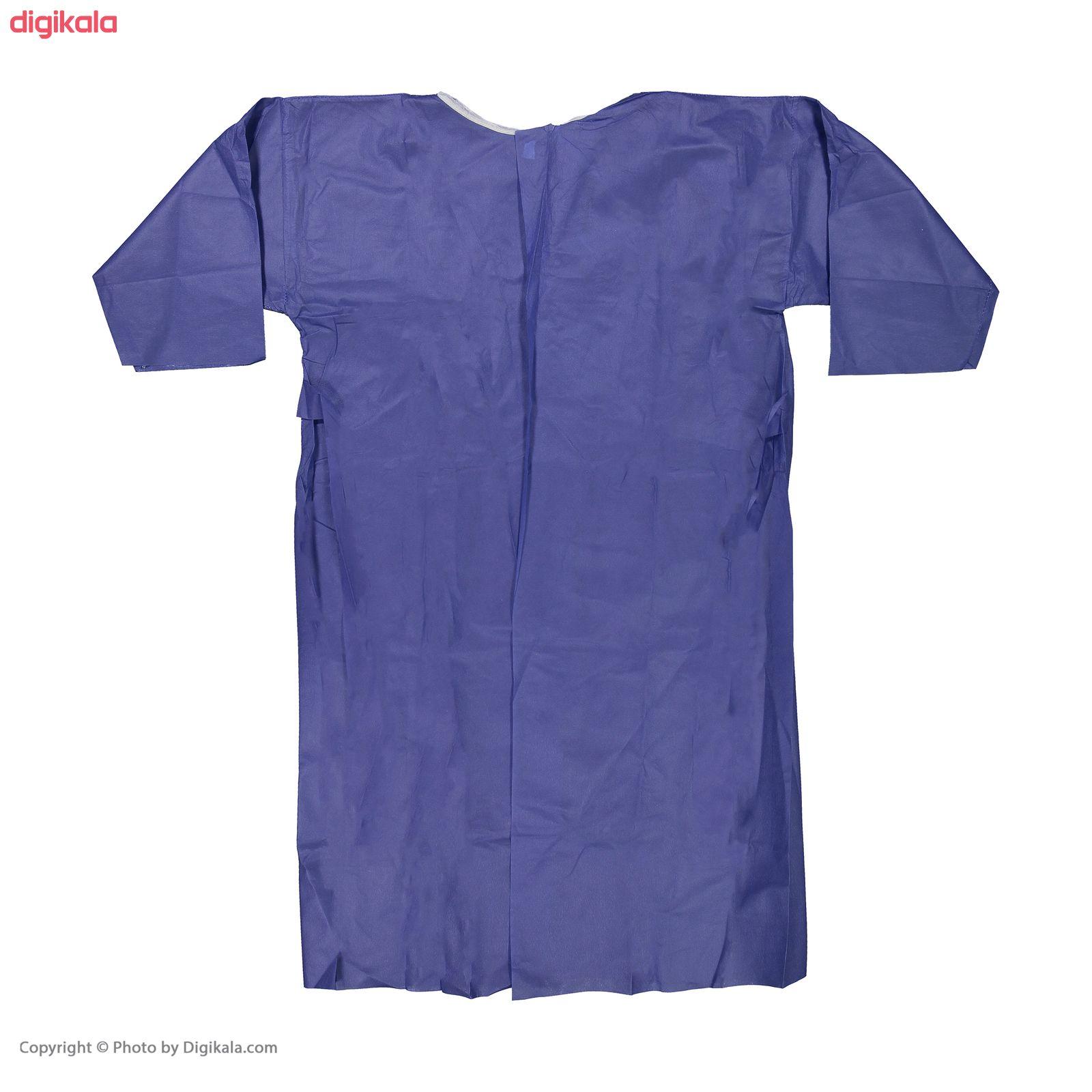 لباس یکبار مصرف بیمارستانی مدل SLM59 main 1 1
