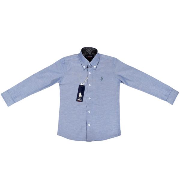 پیراهن پسرانه مدل گندم کد 06