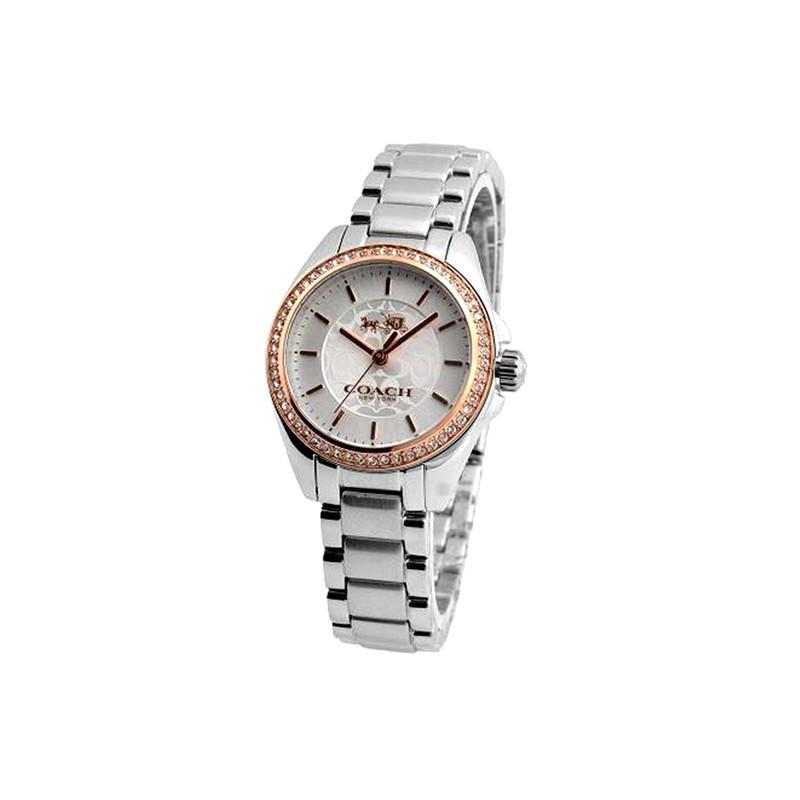 ساعت مچی عقربه ای زنانه کوچ مدل 14502467