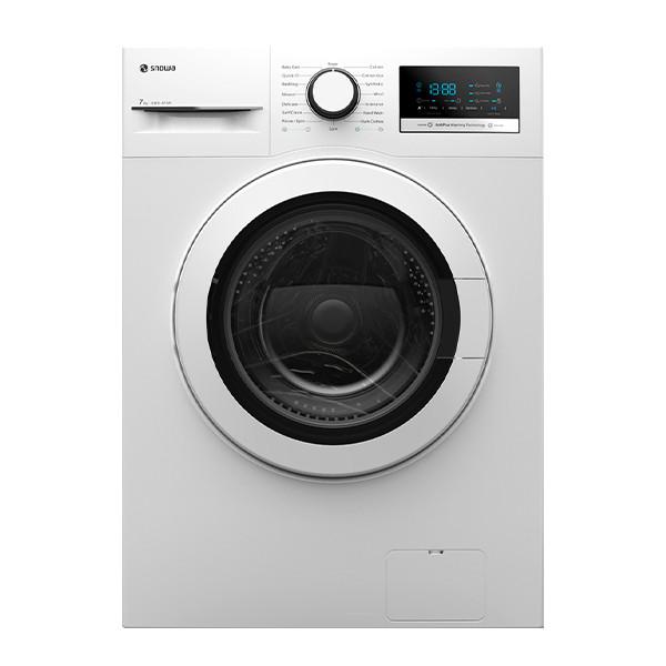 ماشین لباسشویی اسنوا مدل SWD-571W ظرفیت 7 کیلوگرم