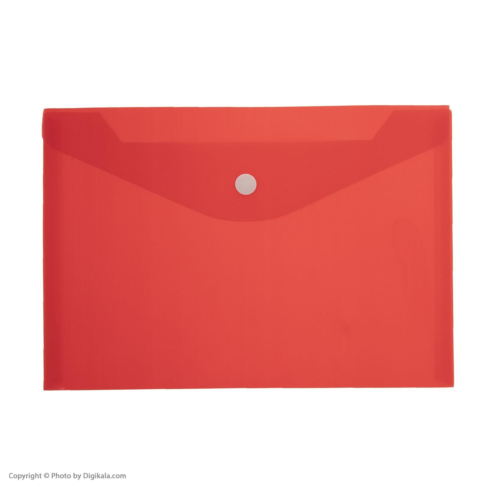 پوشه دکمه دار فوسکا سایز A5 بسته 10 عددی main 1 6