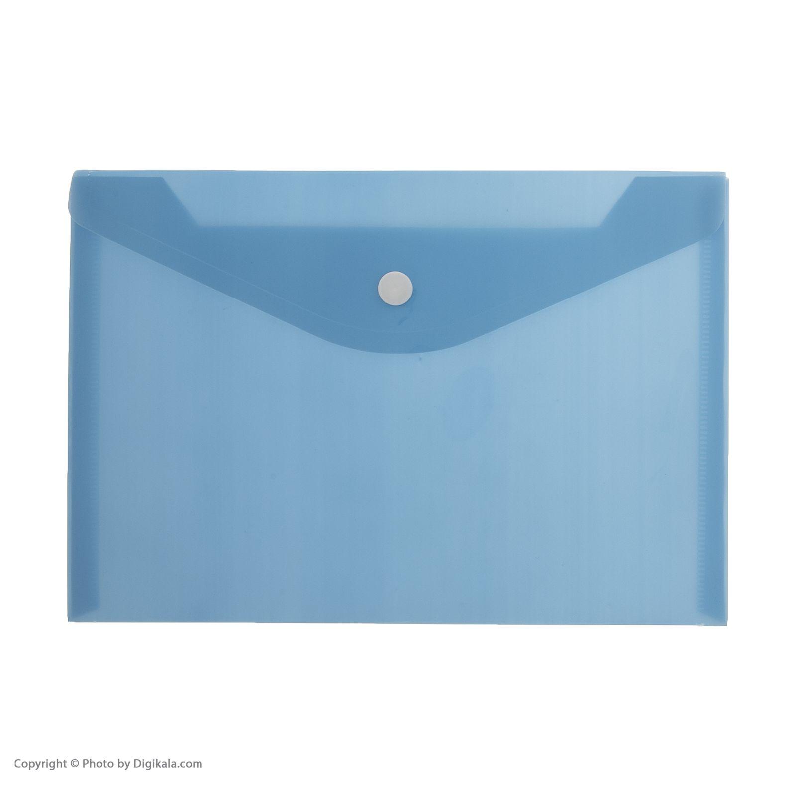 پوشه دکمه دار فوسکا سایز A5 بسته 10 عددی main 1 7