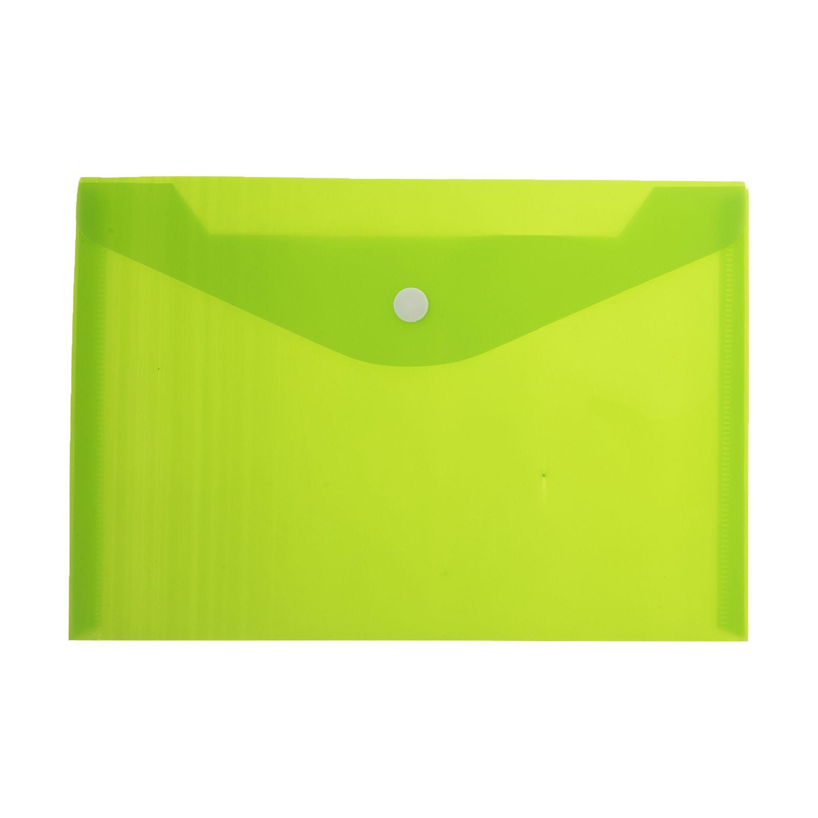 پوشه دکمه دار فوسکا سایز A5 بسته 10 عددی main 1 9