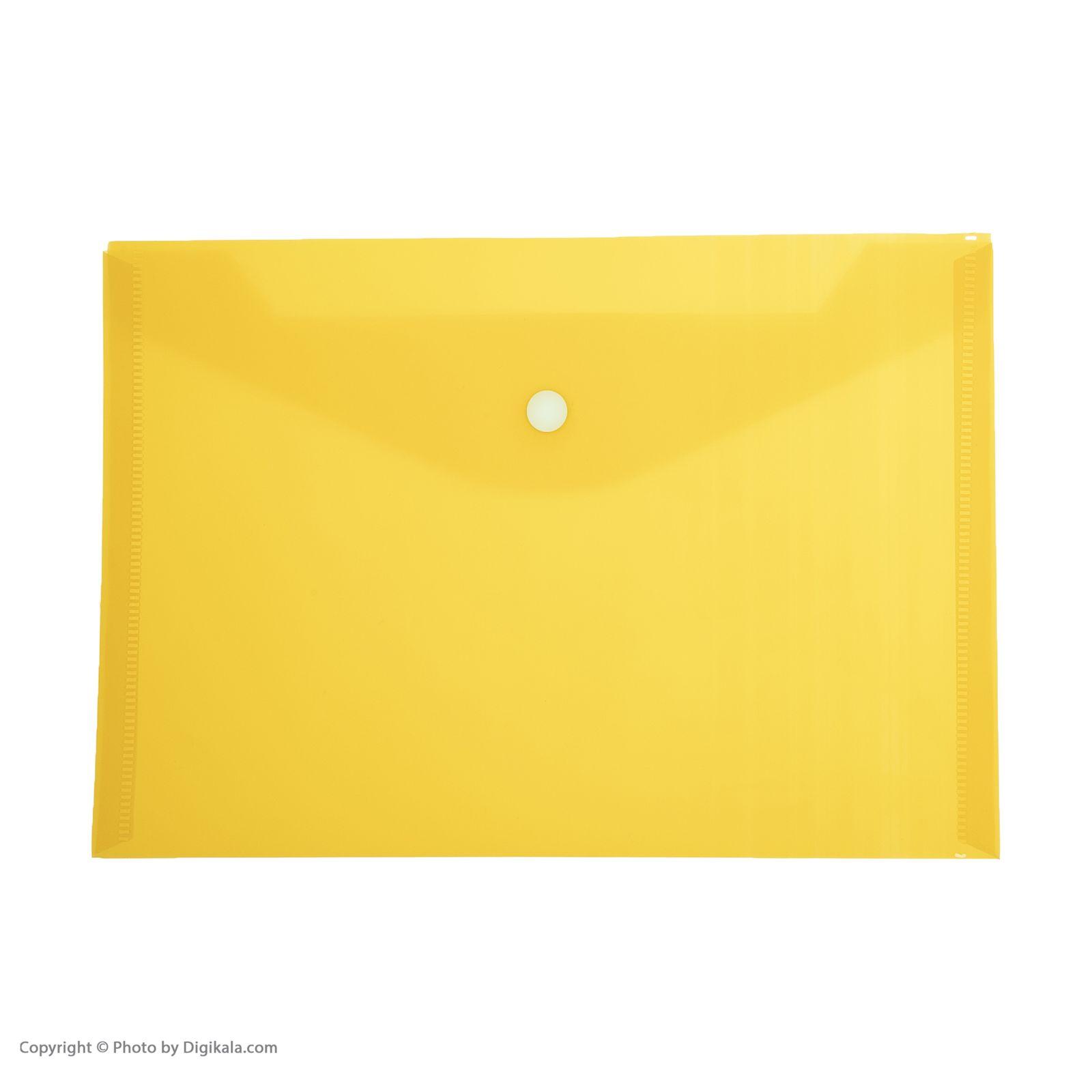 پوشه دکمه دار فوسکا سایز A5 بسته 10 عددی main 1 10