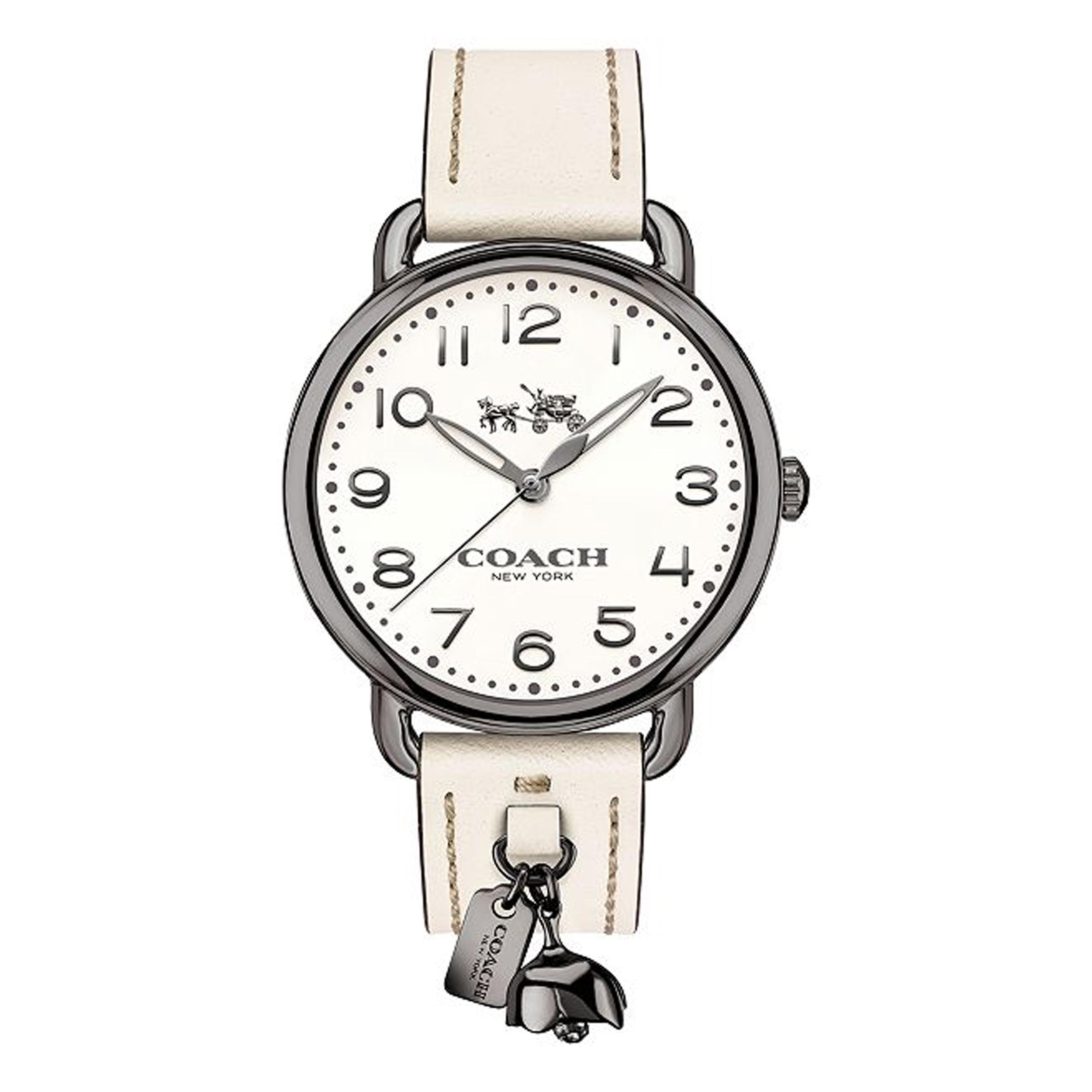 ساعت مچی عقربه ای زنانه کوچ مدل 14502743              ارزان