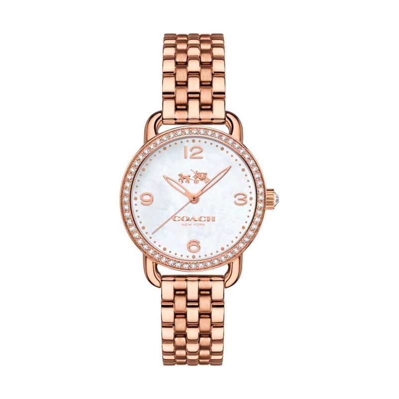 ساعت مچی عقربه ای زنانه کوچ مدل 14502479
