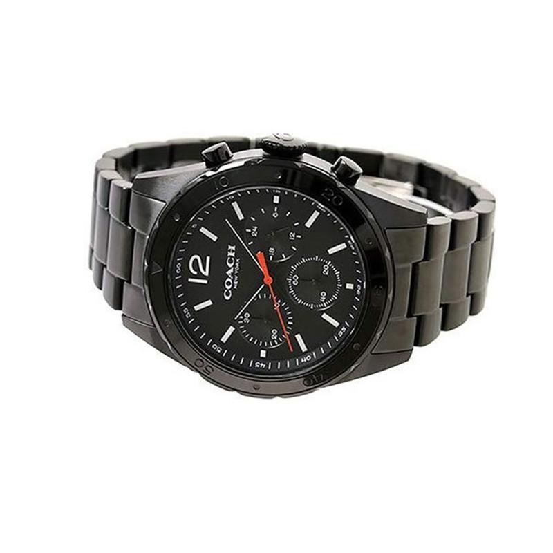 ساعت مچی عقربه ای مردانه کوچ مدل 14602035