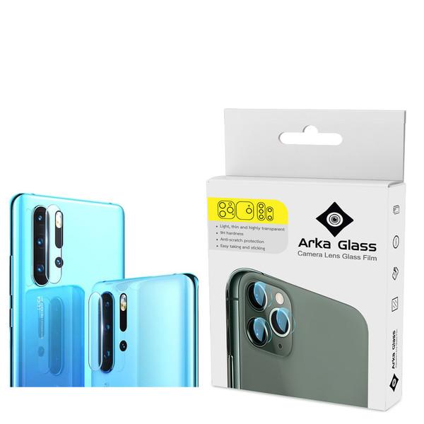 محافظ لنز دوربین آرکا گلس مدل GLA مناسب برای گوشی موبایل هوآوی P30