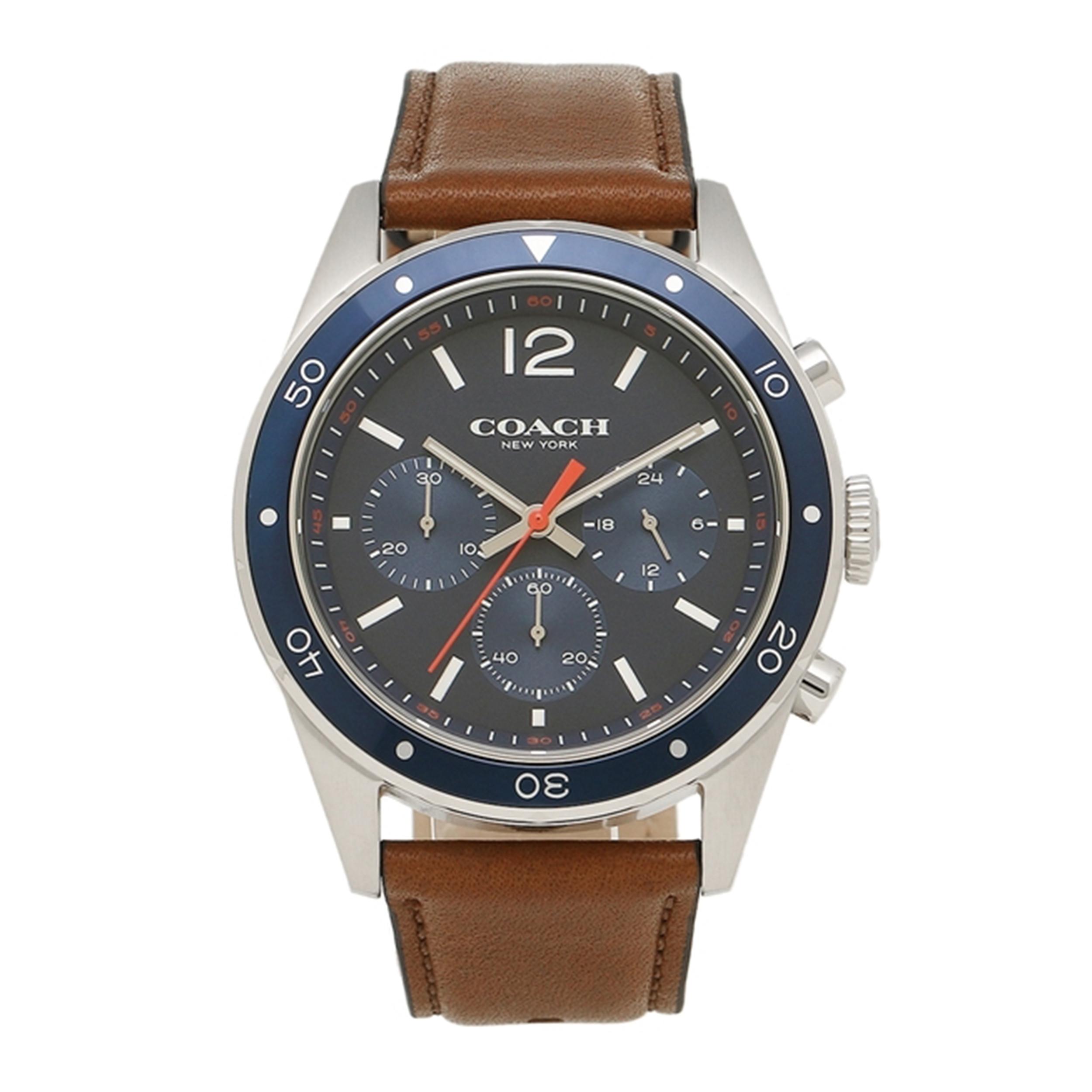 ساعت مچی عقربه ای مردانه کوچ مدل 14602038