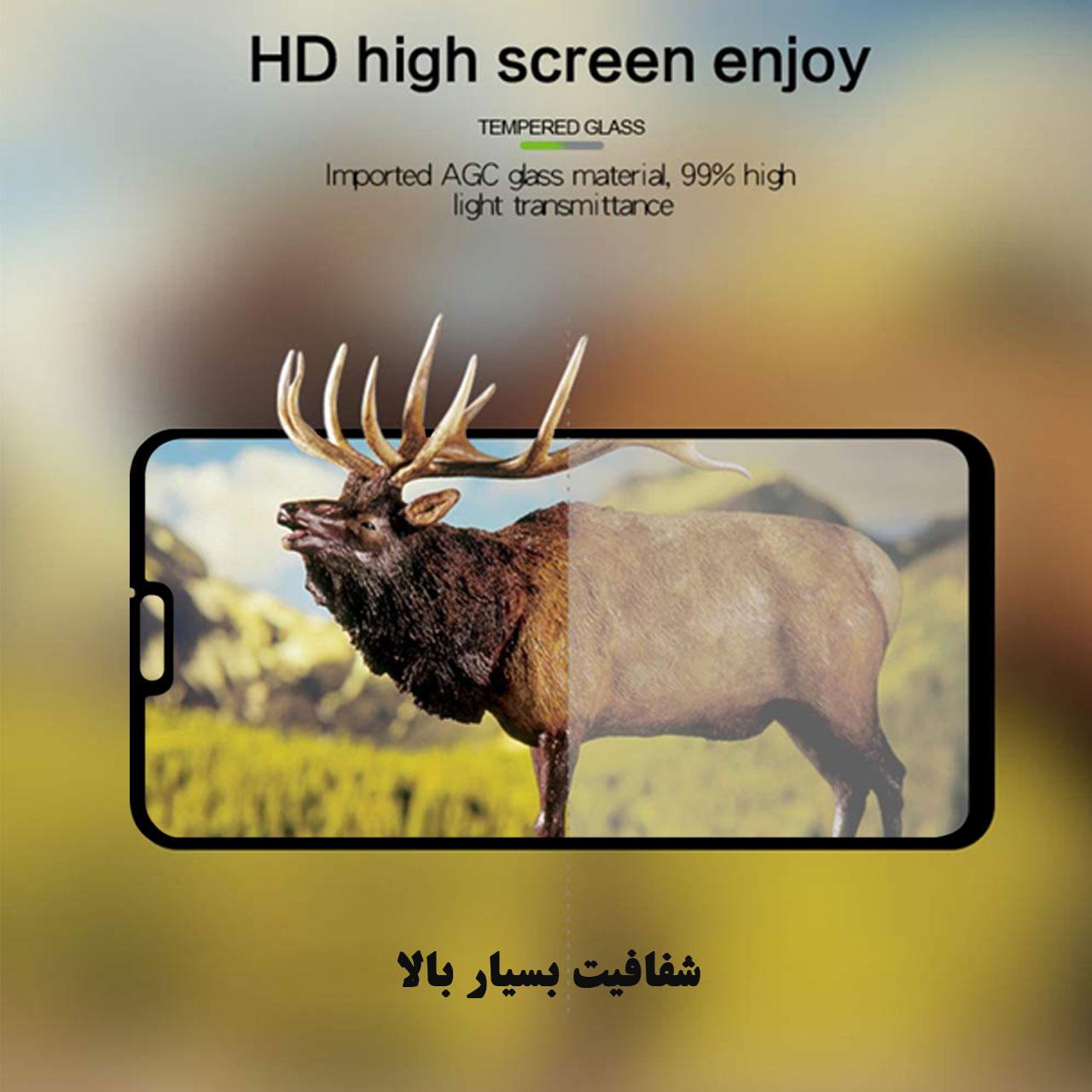 محافظ صفحه نمایش تراستکتور مدل GSS مناسب برای گوشی موبایل هوآوی Y9 2019 main 1 3