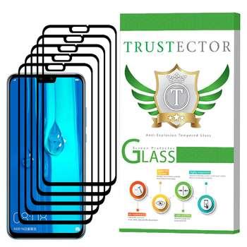محافظ صفحه نمایش تراستکتور مدل GSS مناسب برای گوشی موبایل هوآوی Y9 2019 بسته 5 عددی