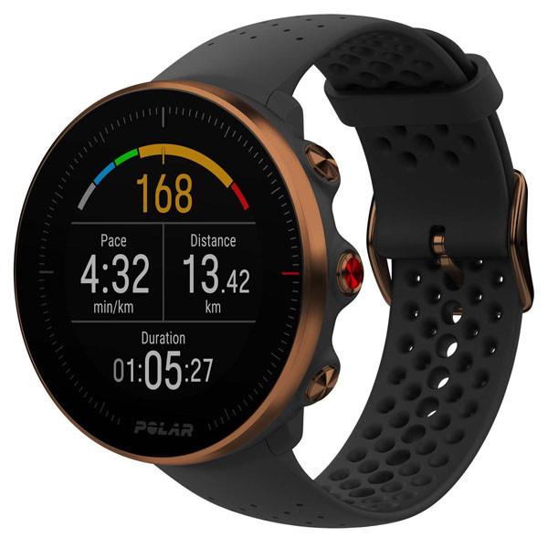 ساعت هوشمند پلار مدل VANTAGE M BLK-COP