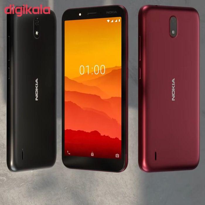 گوشی موبایل نوکیا مدل C1 TA-1165 دوسیم کارت ظرفیت 16 گیگابایت main 1 7