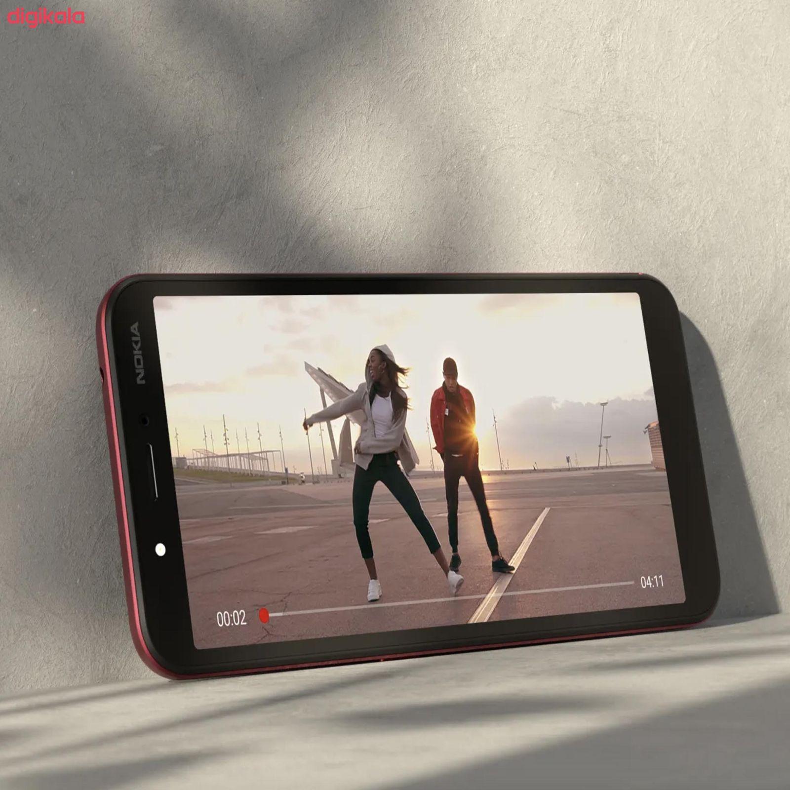 گوشی موبایل نوکیا مدل C1 TA-1165 دوسیم کارت ظرفیت 16 گیگابایت main 1 11
