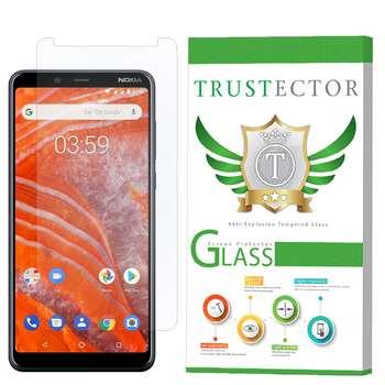 محافظ صفحه نمایش تراستکتور مدل GLS مناسب برای گوشی موبایل نوکیا 3.1 Plus