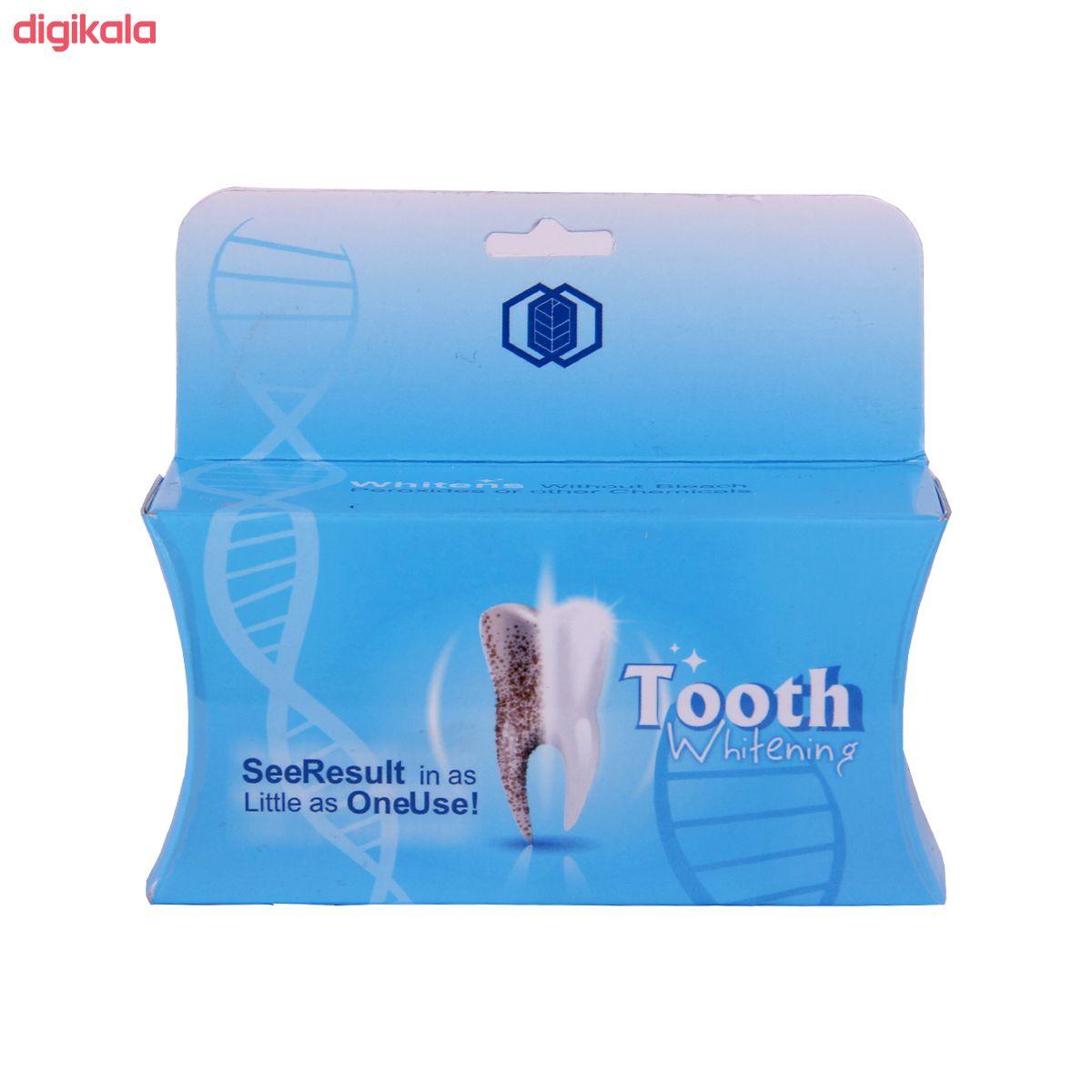 پودر سفید کننده دندان کد 090 وزن 60 گرم  main 1 1