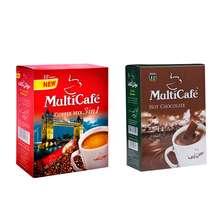 کافی میکس و هات چاکلت مولتی کافه  مجموعه 2 عددی