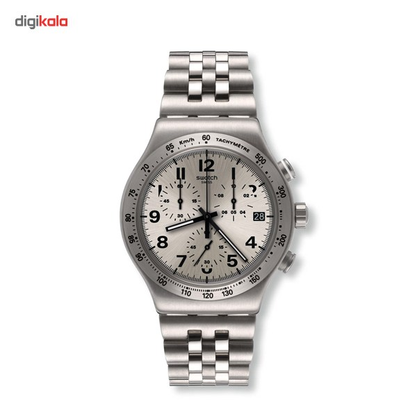 خرید ساعت مچی عقربه ای مردانه سواچ مدل YVS425G | ساعت مچی