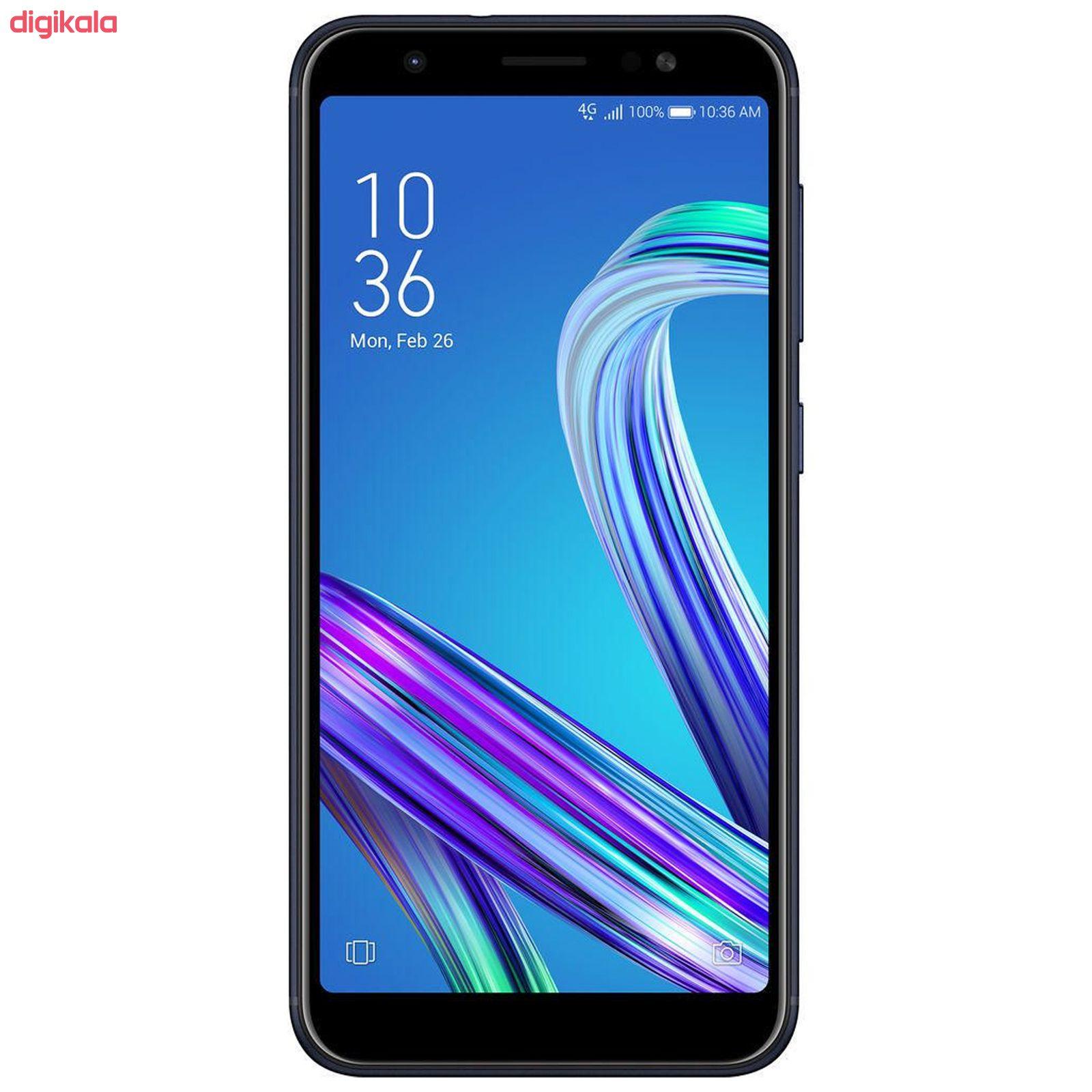 گوشی موبایل ایسوس مدل Zenfone Max ZB555KL دو سیم کارت ظرفیت 32 گیگابایت main 1 1