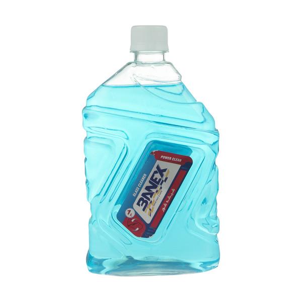 مایع تمیز کننده شیشه  خودرو بنکس کد 002 حجم 1000 میلی لیتر