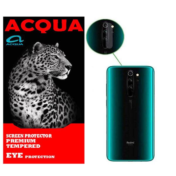 محافظ لنز دوربین آکوا مدل LN مناسب برای گوشی موبایل شیائومی  Redmi NOTE 8 PRO