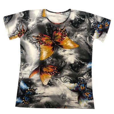تی شرت زنانه کد 1001