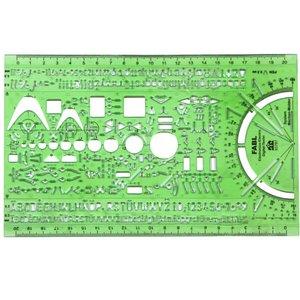 شابلون برق فابل کد FB422
