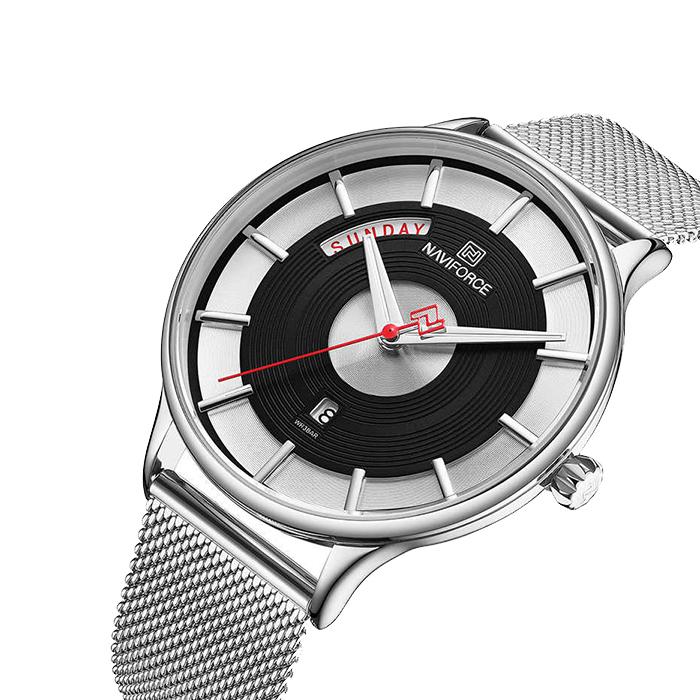 ساعت مچی عقربهای مردانه نیوی فورس مدل NF3007M -S-B              ارزان