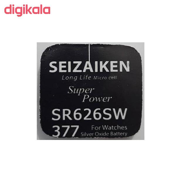 باتری سکه ای سیزیکن مدل SR626SW377 main 1 1