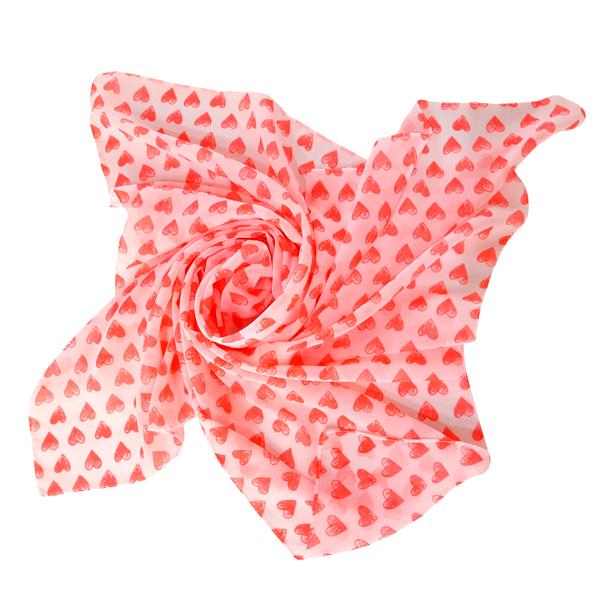 روسری دخترانه مدل تتیس کد 2083