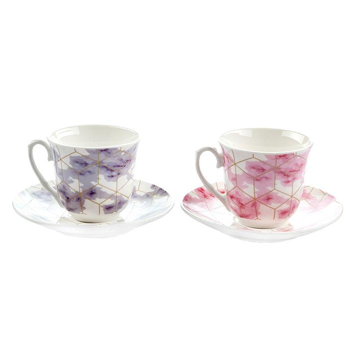 عکس سرویس چای خوری 4 پارچه انگلیش هوم مدل Glam