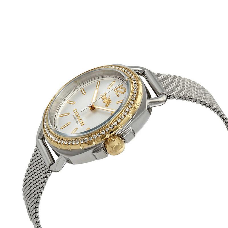 ساعت مچی عقربه ای زنانه کوچ مدل 14502804