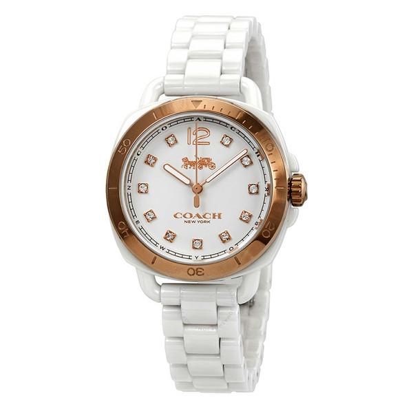 ساعت مچی عقربه ای زنانه کوچ مدل 14502752