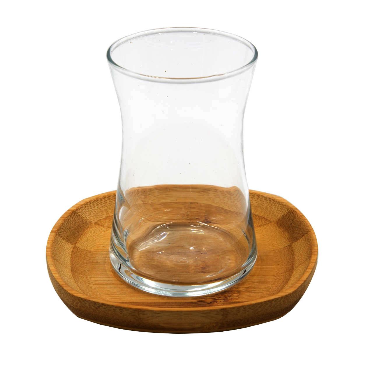 سرویس چای خوری 12 پارچه انگلیش هوم مدل Vanity Bambu