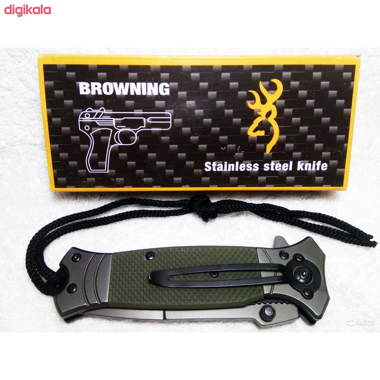 چاقو سفری برونینگ مدل FA38 main 1 1