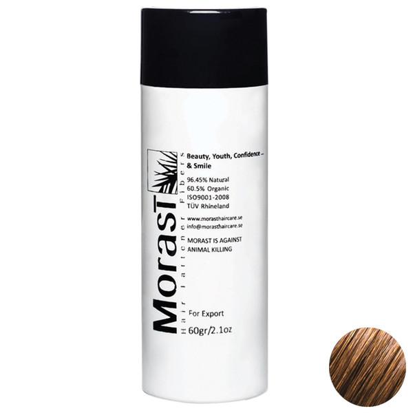 پودر پرپشت کننده موی مورست مدل Wulnut مقدار 60 گرم