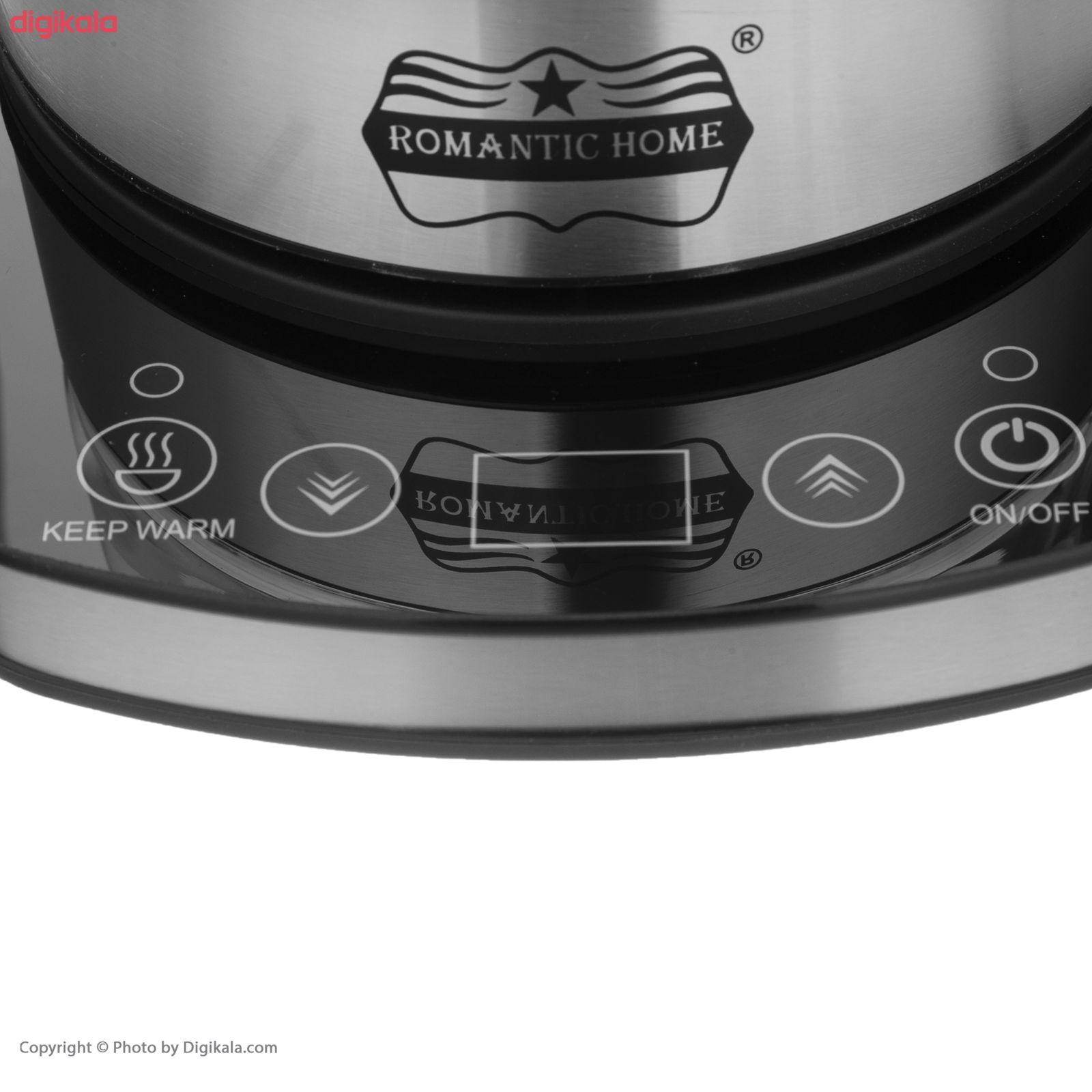 چای ساز رومانتیک هوم مدل W-K806 main 1 4