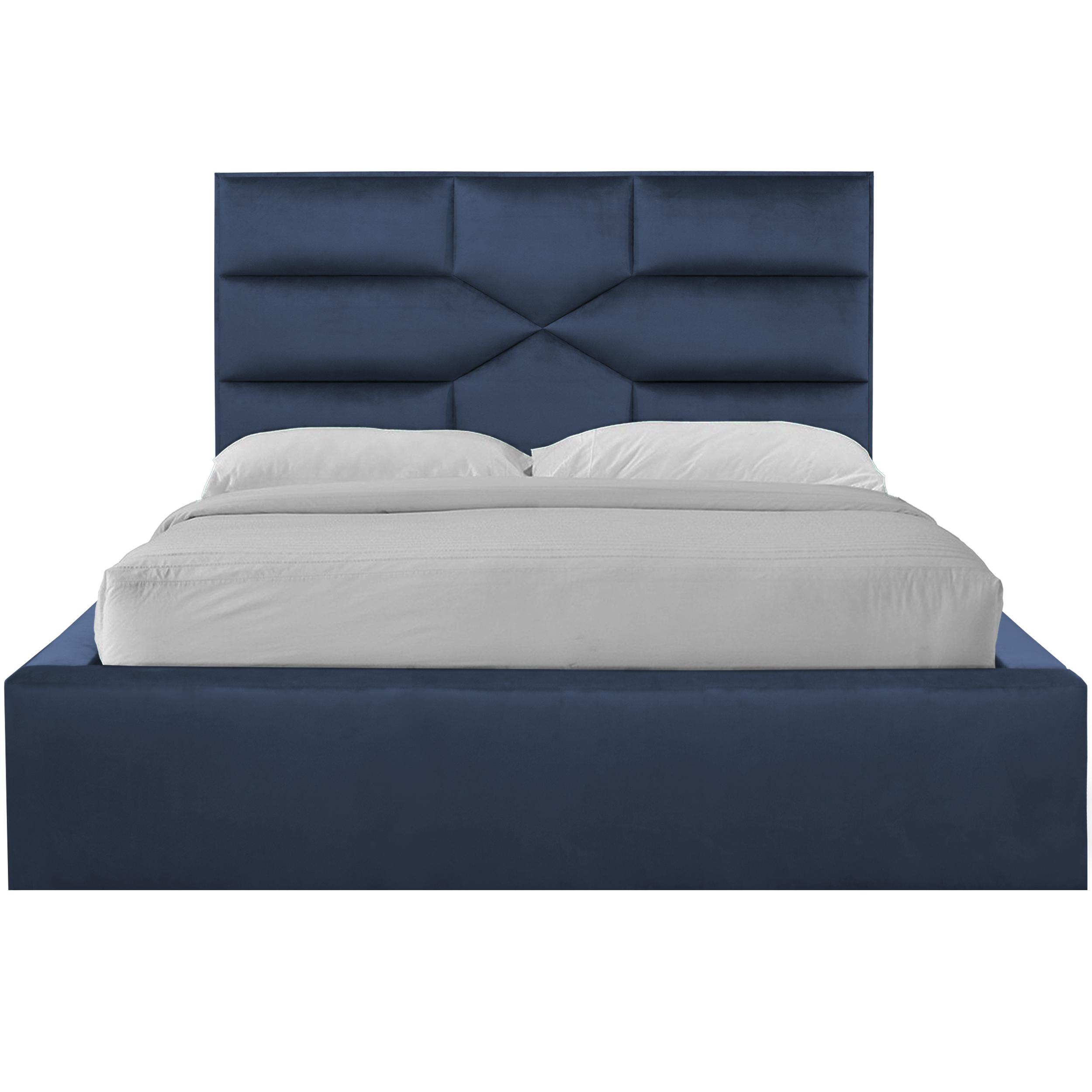 تخت خواب دونفره مدل دیاموند سایز 160×200 سانتی متر