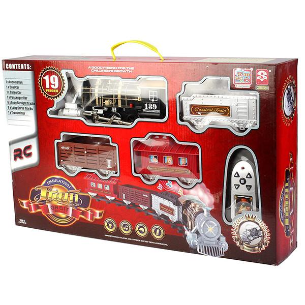 قطار اسباب بازی کنترلی کد 3054