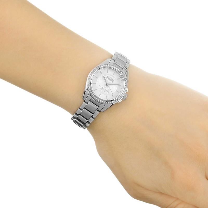 ساعت مچی عقربه ای زنانه کوچ مدل 14502464