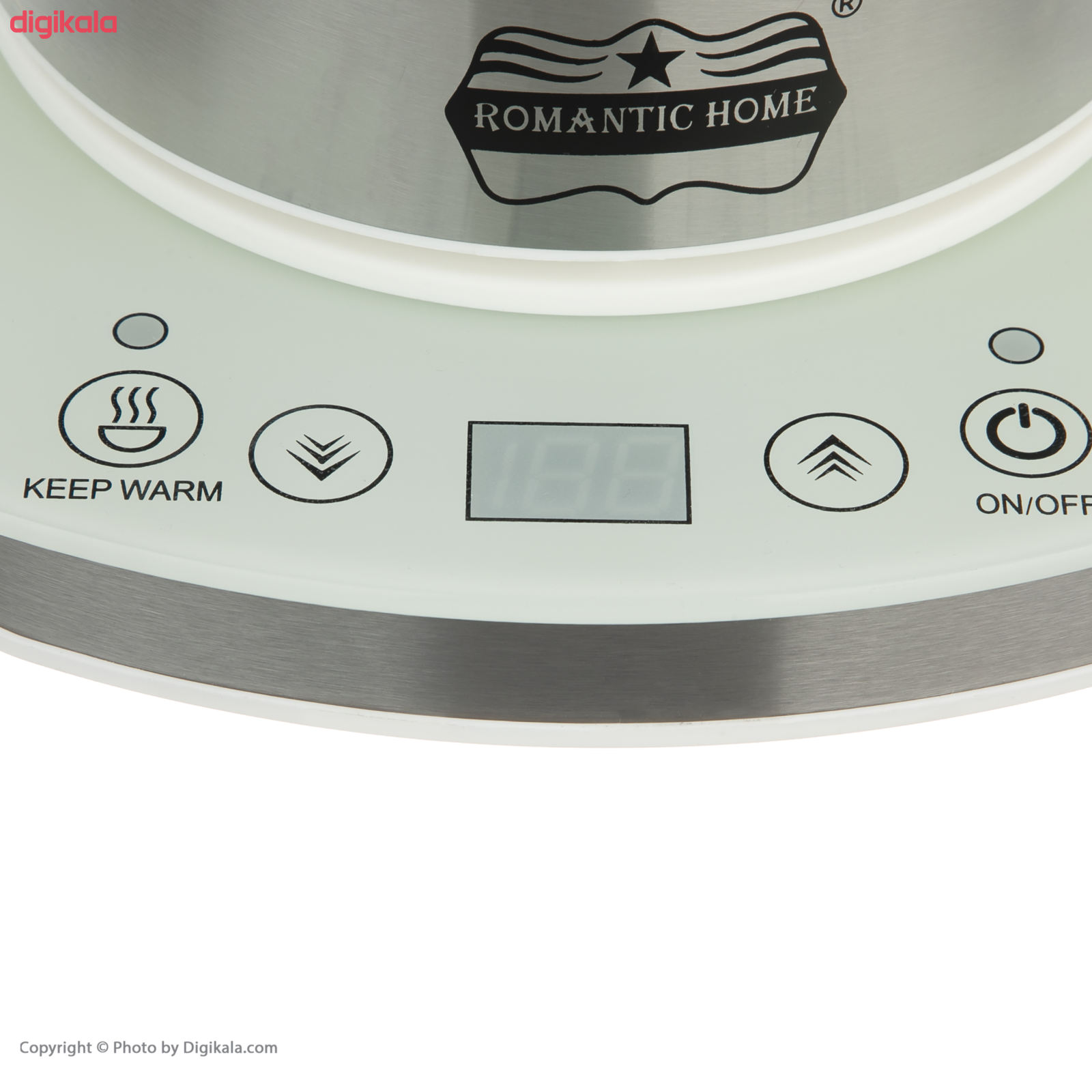 چای ساز رومانتیک هوم مدل W-K806 main 1 11