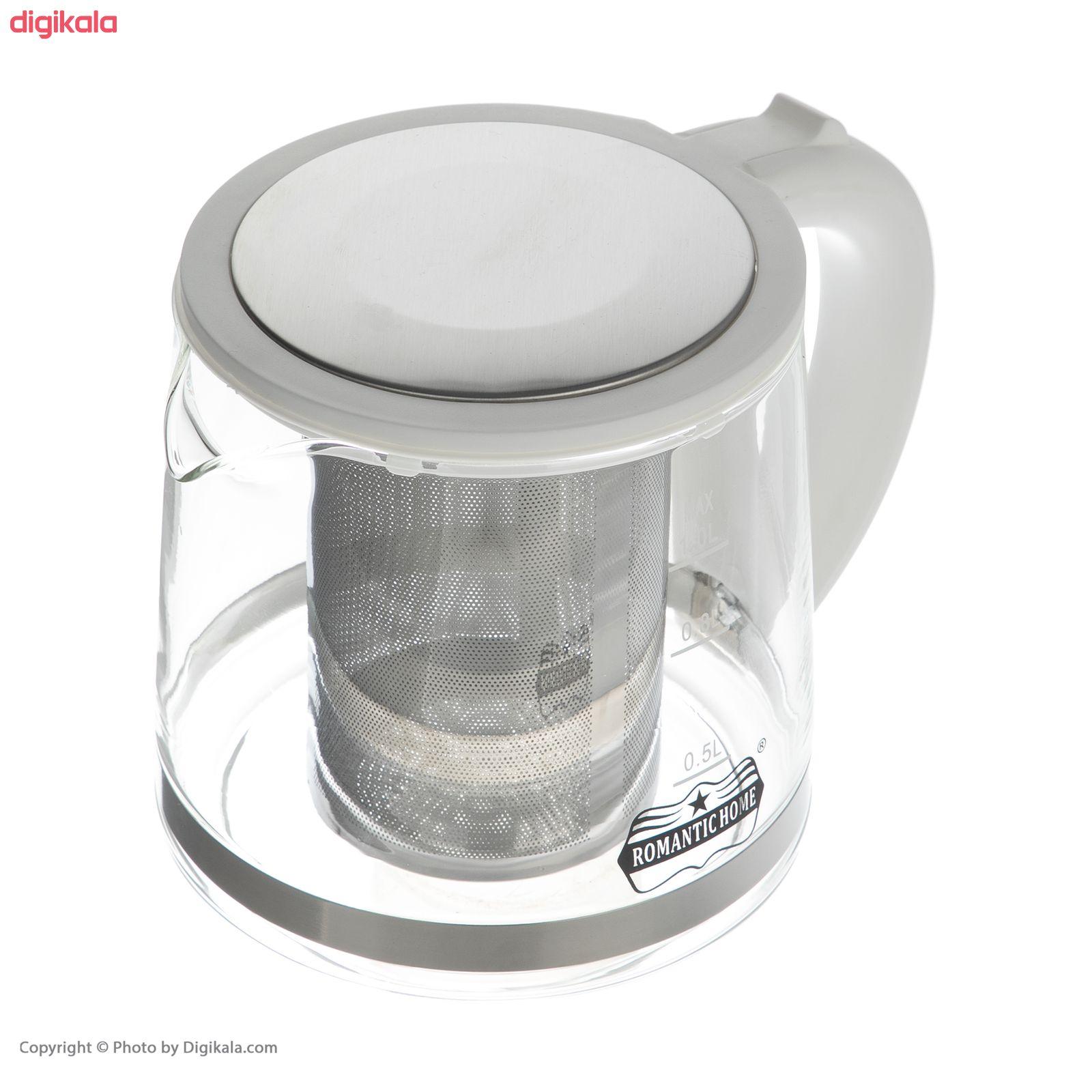 چای ساز رومانتیک هوم مدل W-K806 main 1 14