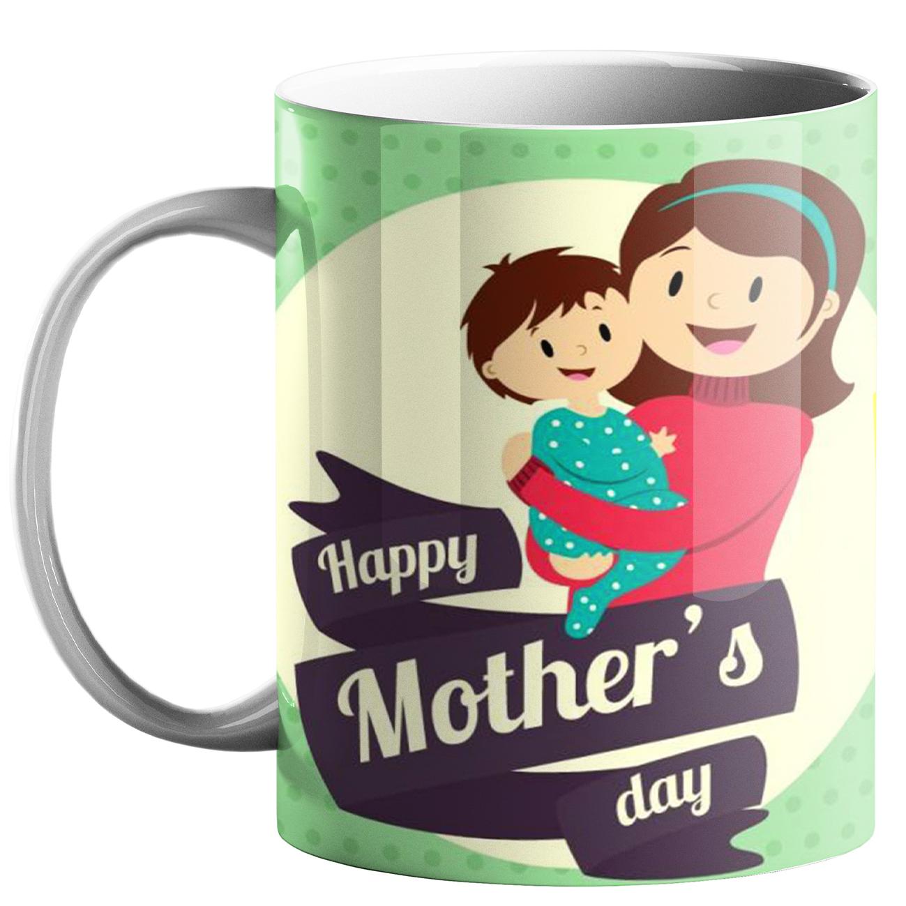 عکس ماگ طرح روز مادر کد m7