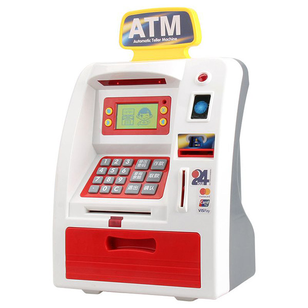 اسباب بازی دستگاه خودپرداز مدلATM